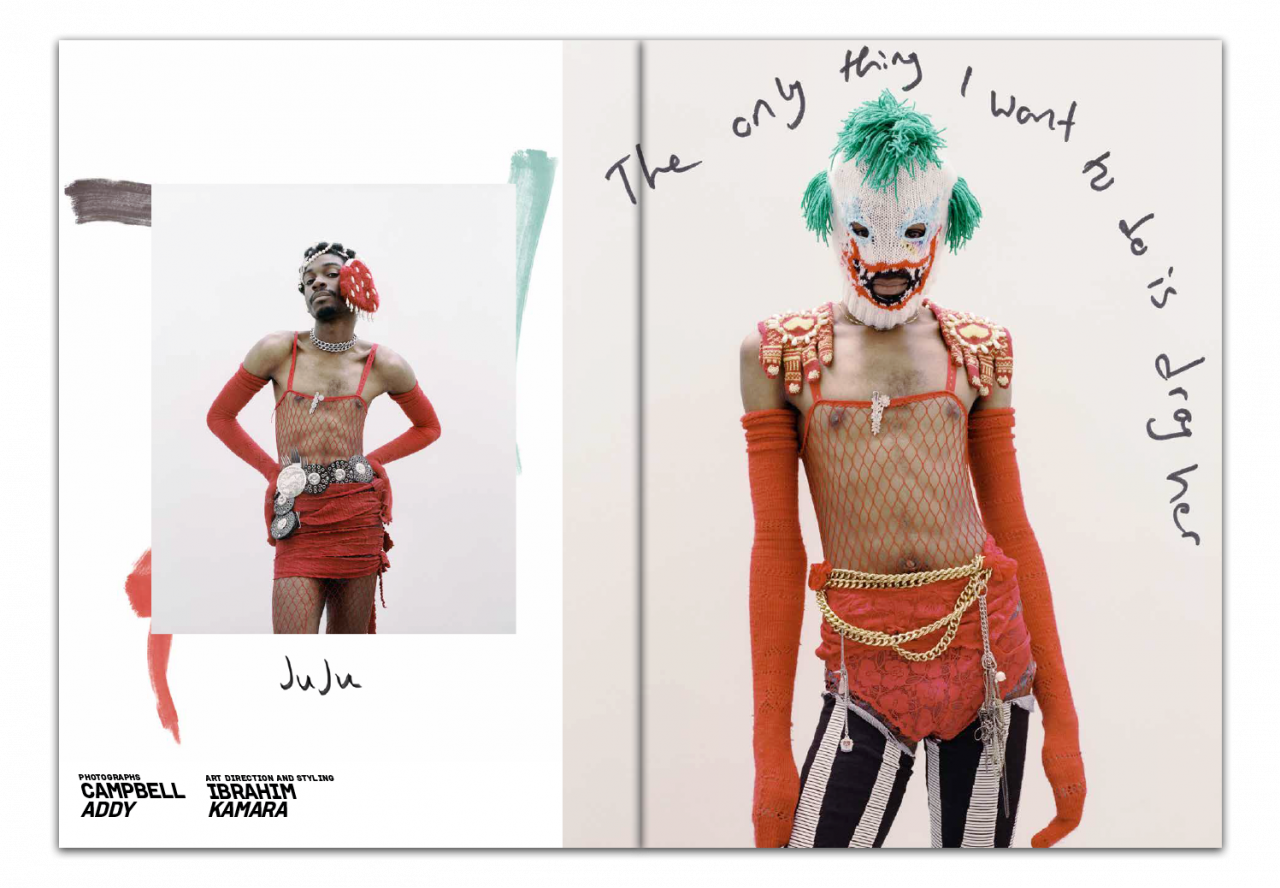Amit Barnea King Kong Magazine N2