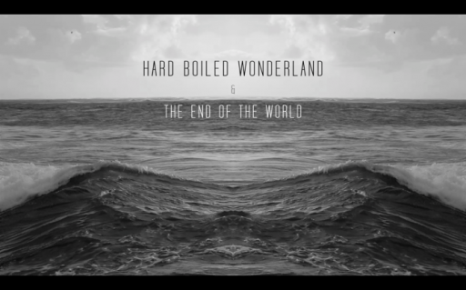 AMIT BARNEA Hard-boiled Wonderland and the End of the World